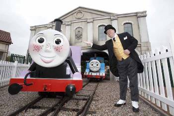 Thomas, Rosie and Percy Engine Tours